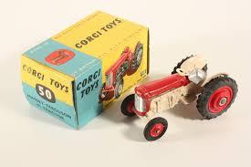 Détails Sur Corgi Toys 50 Massey Ferguson 65 Tractor Comme Neuf Dans Box Ab1997 Afficher Le Titre Dorigine