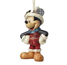 Micky Maus Sugar Coated Mickey Mouse Walt Disney Christbaumschmuck