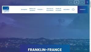 Franklin France (Ozoir-la-Ferrière)   Avis, Emails, Dirigeants, Chiffres  d'affaires, Bilans   319747085