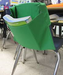 classroom chair back. 1 small green chair pockets seat desk sack by chairpockets on etsy, $5.75 classroom back s