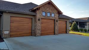 9x7 garage doorWood Garage Doors  Barton Overhead Door Inc