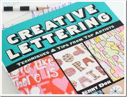 Book Review Creative Lettering by Jenny Doh thumb