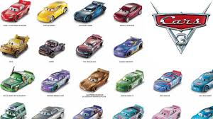 cars 3 movie characters. Wonderful Characters NEW DISNEY CARS 3 TOY DIECASTS JACKSON CRUZ NEXT GEN RACERS FUNNY MOVIE TOYS For Cars Movie Characters O