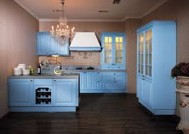 Light Blue Kitchen Design Trend Blue Kitchen Cabinets Amp 30 Ideas To Get You Started