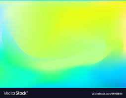 Holi Background With Blue Yellow And Green Color Vector Image