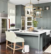 Interiors Of Kitchen Ocean Inspired Kitchen Urban Grace Interiors Kitchen