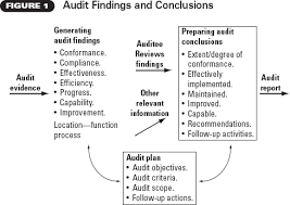 Standards Outlook Generating Audit Findings And Conclusions