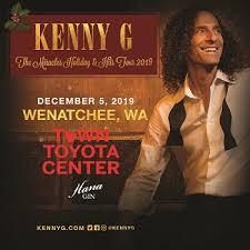 Tickets Kenny G Town Toyota Center