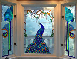 plastic stained glass panels faux stained glass and also artificial stained glass windows and also stained