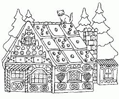christmas house coloring pages.  Christmas Merry Christmas House Coloring Pages For Kids U2013 Point For  Pictures To Color Throughout C