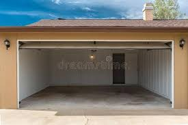 open garage door without power open garage stock image of exterior daylight for door from outside