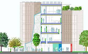 Social Hub Social Hub Social Ecological Sustainable Building