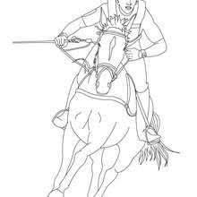 Small Picture Galloping race horse coloring pages Hellokidscom