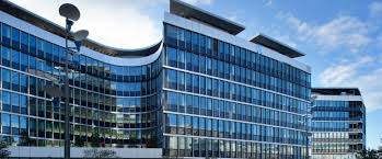 green office building. Contemporary Building Green Office Rueil Architecte  Wilmotte U0026amp Associs SA In Office Building F
