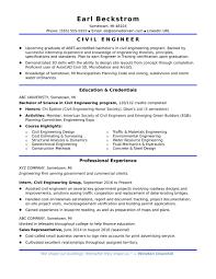 Sample Resume For Ojt Civil Engineering Students Inspirationa New