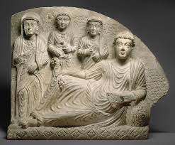 the r empire b c a d essay heilbrunn timeline   gravestone funerary banquet