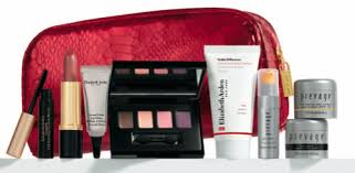 elizabeth arden 9 piece gift with purchase myer