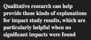 can qualitative research be rigorous part the value of   score on a written exam essay or performance evaluation no further explanation can probably understand the value of qualitative information