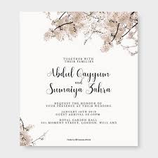 You may find here different attractive muslim wedding invitation templates, where you may choose a design you love. 25 Islamic Wedding Invitation Card Designs For Muslims In 2021 Muslim Wedding Cards Muslim Wedding Invitations Wedding Cards