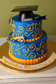 Gold Graduate 24graduation Utsa Cake Graduation Cupcake Cakes