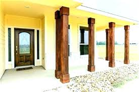 Patio Columns Design Front Porch Photo Sharing Square Ideas Decorating  Small Apartments Interior Column Designs Exterior . Patio Columns Design  Ideas ...