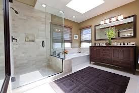 Bathroom Cabinets South Africa With Traditional Recessed Lighting