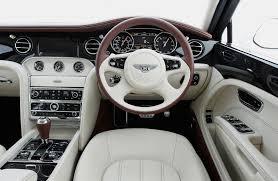 mulsanne interior. 2010 bentley mulsanne interior car design