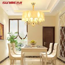 gold led crystal chandeliers re moderno bedroom living room candelabros decorativos lighting