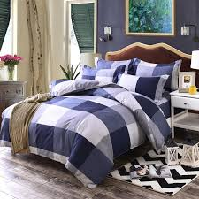 3d bedding sets star clouds duvet cover blue white grey 3 bed sheets single full queen king size girl boys geometric linens grey bedding boys bedding from