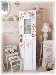 decoupage ideas for furniture. cottage door painting kimberly ryan piece of plywood mirror wood trim knob decoupage ideas for furniture l