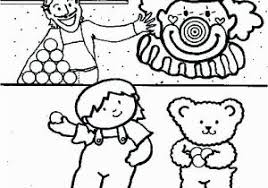 Carnival Coloring Pages Preschool Carnival Coloring Pages Preschool