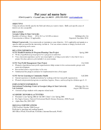 Sample Resume For Teachers 100 Teaching Resume For Freshers Gunitrecors 54
