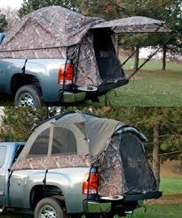 Napier Outdoors Truck Tent Features Mossy Oak Break-Up Infinity ...