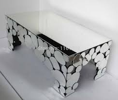modern mirrored furniture. modern mirrored coffee table furniture r