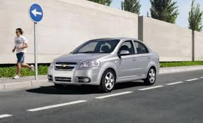 Chevrolet Aveo 2008 Sedan - image #127