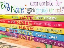 big nate in 5th grade the great debate
