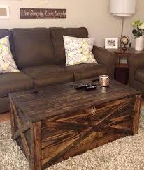 diy coffee table with storage plans fresh pallet coffee table storage chest 14 creative pallet furniture