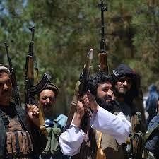 Taliban auf dem Vormarsch in Afghanistan: Flüchtige in Uniform