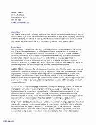 Sample Insurance Underwriter Resume Luxury Sample Cover Letter For