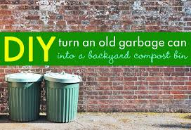 trash can compost bin.  Can DIY Backyard Composter From A Garbage Can  What Be Tossed Into It   Inhabitat  Green Design Innovation Architecture Building For Trash Compost Bin B