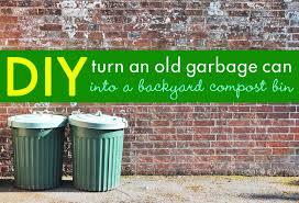 diy backyard composter