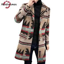 2019 peacoat real full 2017 new chinese national style men long wool coat abrigo hombre pea coats male overcoat winter jacket man from beautyjewly