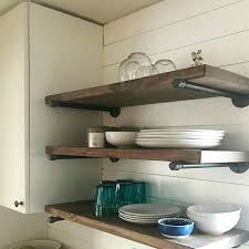 industrial floating shelves extra long industrial floating shelf rustic wood and pipe shelf wall shelf open shelving far industrial floating shelves diy