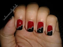 Day 1 of 31 – Day Nail Art Challenge : Red Nails | icelovesnailpolish