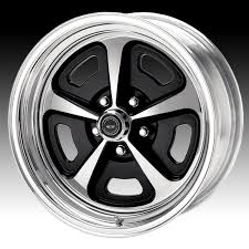 american racing vn500 500 2 pc polished painted custom rims wheels to enlarge
