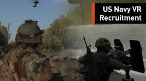 Hooyah The U S Navy Recruits Sailors With Virtual Reality