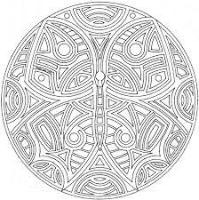 Mandala Da Colorare Difficilissimi Disegni Mandala Colori E