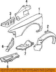5 on diagram only genuine oe factory original item