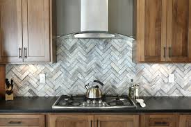 Stainless Steel Backsplash Kitchen Geometric Backsplash Designs And Kitchen Decor Possibilities