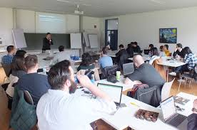 hochschule pforzheim news recommended literature and job opportunities in a company thanks to dr maile and mr dutt for offering this lecture day to our mba students at